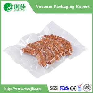 Seafood and Vegetables Side Seal Vacuum Bag pictures & photos
