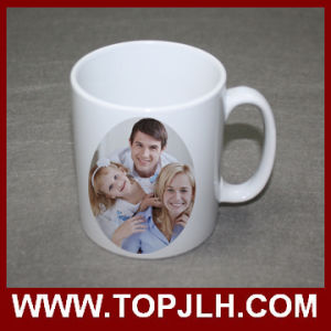 Grade a 11 Oz Sublimation Ceramic White Mugs pictures & photos