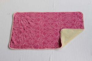 Super Soft Shu Velveteen Blanket / Baby Blanket pictures & photos