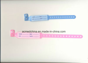 ID Band with Card Insert Type or Write-on Type pictures & photos