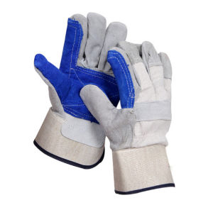 "Good Quality 10.5"" Welding Gloves pictures & photos"