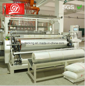Eco-Friendly Crystal Roll LLDPE Jumbo Roll for Hand and Machine Use pictures & photos