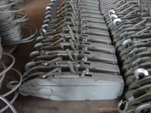 Manufacturer of Power Hand Winch with Wire Rope 1.6ton pictures & photos