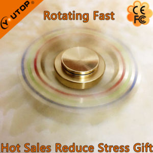 Metal Rotating Fingers Gyro for Hot Reduce Stress Promotion Gifts pictures & photos