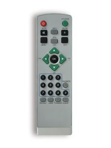 Common Remote Control (KT-6222) for TV/STB/DVD pictures & photos