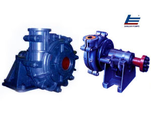 Rubber Liner Slurry Pump pictures & photos