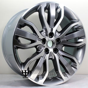 21 Inch Aluminum Car Wheel for Land Rover pictures & photos