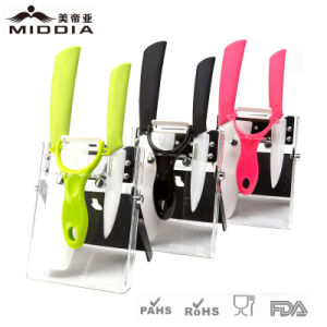Corporate Gift for Ceramic Kitchen Knife Set pictures & photos