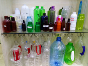 Semi Auto 1.5L Plastic Bottle Blow Molding Machine pictures & photos