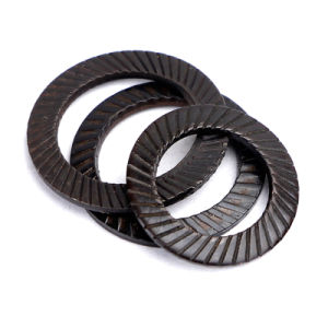 DIN 2093 Black Steel Disc Spring Conical Washer pictures & photos