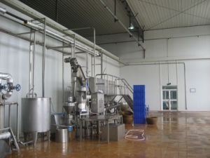 1000LPH-8000LPH soybean milk production line pictures & photos