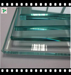 Clear Tempered Safety PVB Laminated Building Glass pictures & photos