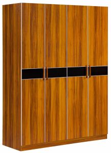 Modern Style 4 Doors Wardrobe for Bedroom Furniture pictures & photos