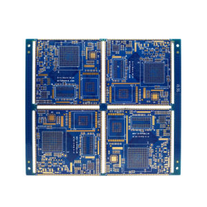 Multilayer Enig Printed Circuit Board BGA of Power Electronic Equipment pictures & photos