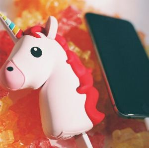 3000 mAh Top-Rated PVC Power Bank pictures & photos