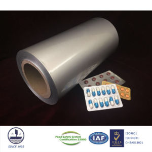 Cold-Stamping Molding Aluminum Foil for Pharmaceutical Packaging 0.140-0.160mm Thickness pictures & photos
