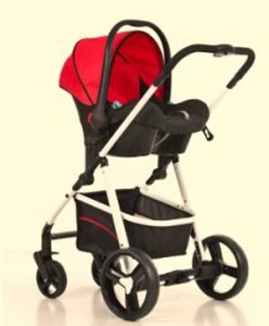 2017 Wholesale 3 in 1 Baby Trolley with European Standard pictures & photos