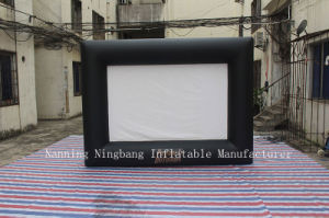 PVC Inflatable Movie Screen Inflatable Projector Screen for Sale