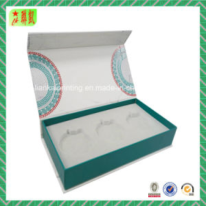Book Shape Magnetic Close Paper Gift Box with Insert pictures & photos