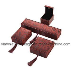 2017 New Customized Set Package Handmade Classical Jewelry Box pictures & photos