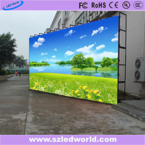 P6 Outdoor/Indoor Slim SMD Die-Casting Full Color Rental LED Electronic/Digital Billboard for Stage Performance Advertising pictures & photos