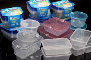 Plastic Kitchen Food Sweet Storage Box Container pictures & photos