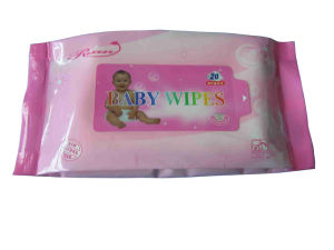 80PCS Soft Baby Skincare Wipes pictures & photos