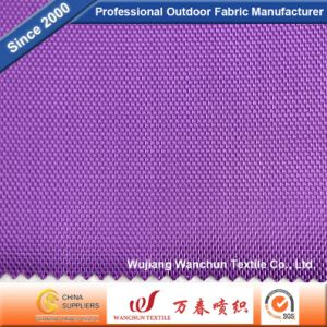 Polyester 1680d Double Yarn PVC Fabric for Bag Luggage pictures & photos