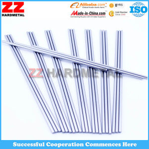 Solid Tungsten Cemented Carbide Sintered Rods with Hole Cemented Carbide Rods pictures & photos