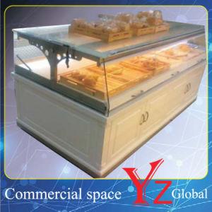 Cake Display Cabinet (YZ161009) Kitchen Cabinet Wood Cabinet Baking Cabinet Cake Showcase Pastry Showcase Bread Display Cabinet Bakery Display Cabinet
