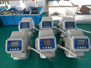 Rotary Quarter Turn Electric Actuators for Ball Valve and Butterfly Valve pictures & photos