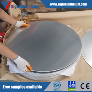 3003 DC Aluminum Circle for Anodized Cookware pictures & photos