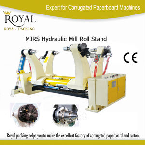 Shaftless Mill Roll Stand, Paper Roll Stand with Ce Certificate pictures & photos