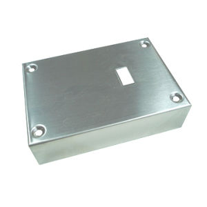 High Quality Customized Metal Housing-Metal Stamping Parts pictures & photos