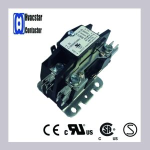 UL Certificated Electrical Magnetic AC Contactor 1.5 P 20A 24V pictures & photos