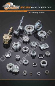 Conveyor Belt Bearing for Rollers Stamping Pulley pictures & photos