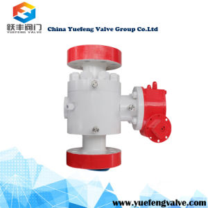 Forged Full Bore Trunnion Ball Valve pictures & photos
