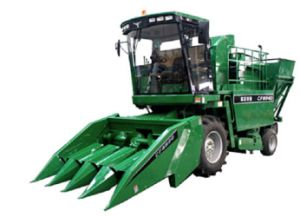CF904D Self-Propelled Corncob Combine Harvester Most Popular in China pictures & photos
