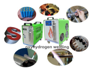 Industrial Water Electrolysis Oxyhydrogen Welding Machine pictures & photos