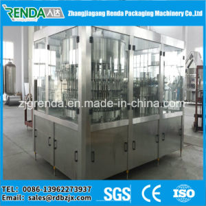 Automatic Drinking Water Filling Monbloc Machine pictures & photos
