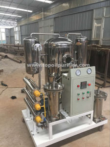 Dehydration Hydraulic Oil Lube Oil Fuel Oil Water Separator (TYD-50) pictures & photos