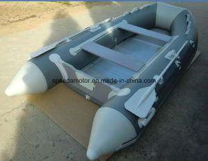 Ce PVC Hull Material Inflatable Motor Boat pictures & photos