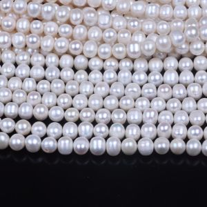 11mm 12mm Freshwater Pearl Potato Strand Wholessale pictures & photos