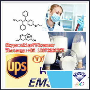 Prostate Treatment Antiestrogen Toremifene Citrate for Oral CAS: 89778-27-8 pictures & photos