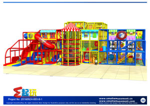 Professional China Indoor Playground Equipment Manufacturer pictures & photos