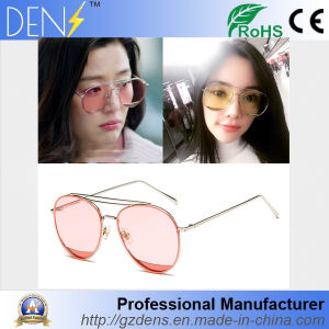 Designer Brands Ocean Membrane Transparent Sunglasses pictures & photos