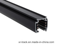 LED 4 Wires Track Rail System with Earthled (XR-L410) pictures & photos