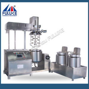 Guangzhou Fuluke 100 Liter Homogenizing Mixer for Skin Care Products pictures & photos
