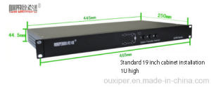 Ouxiper Static Transfer Switch for Power Supply (240VAC 25AMP 6kw) pictures & photos
