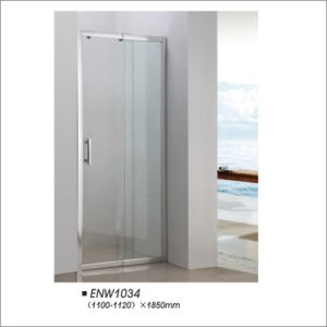 Tempered Glass Sliding Shower Door pictures & photos